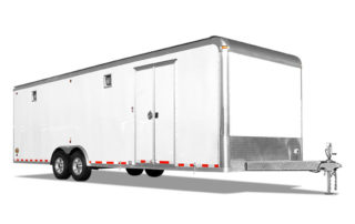 Crown Series Race Trailer Aluminum