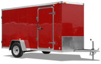 ARSFTW and ARTFTW Aluminum Cargo Trailer