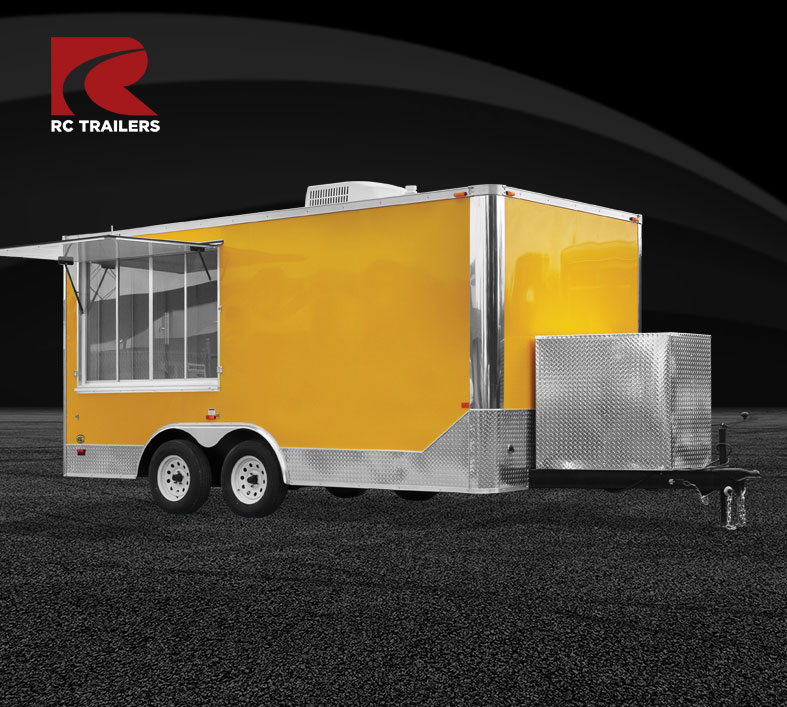 RC Trailers Concession Series