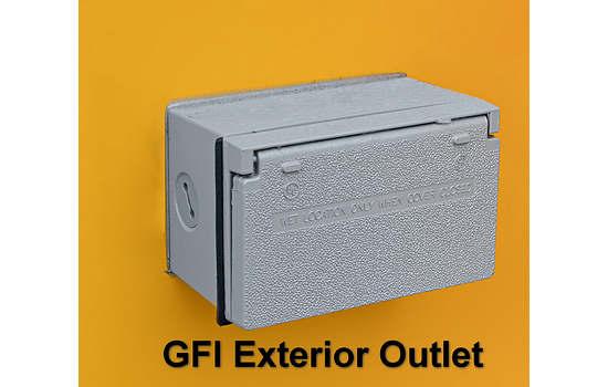 RC Concession RTB 8.5x19 GFCI Outlet