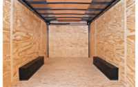 RWT Trailer Interior