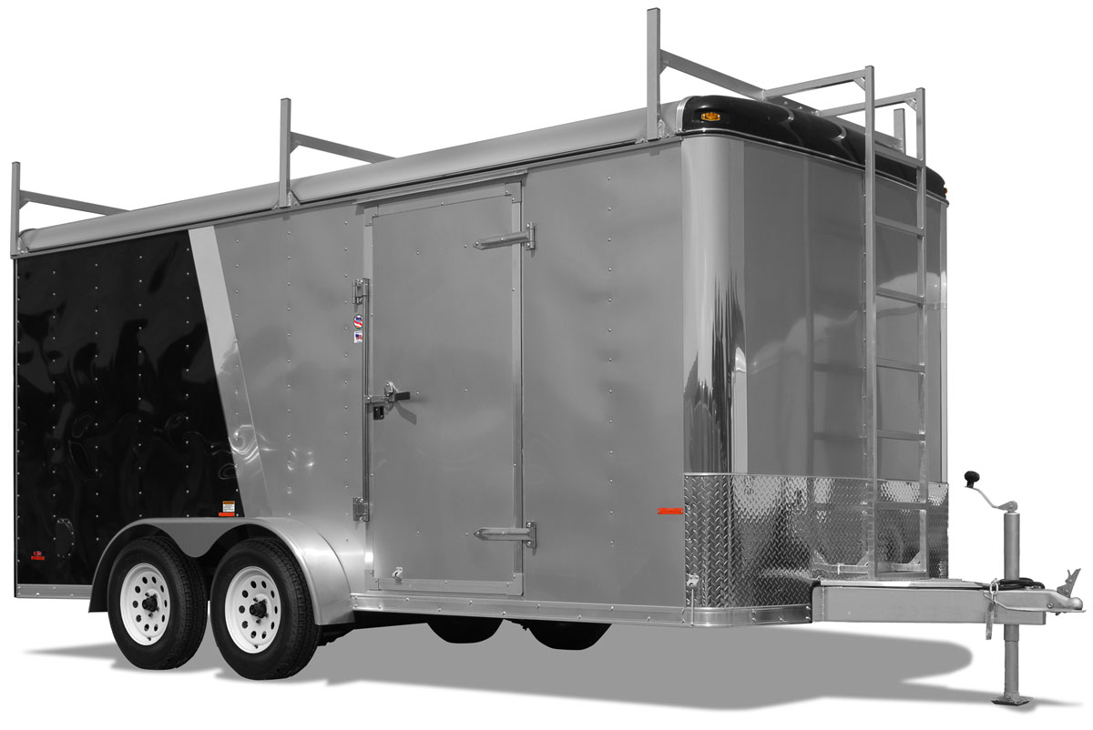 ARST/ARTT Aluminum Round Top General Cargo