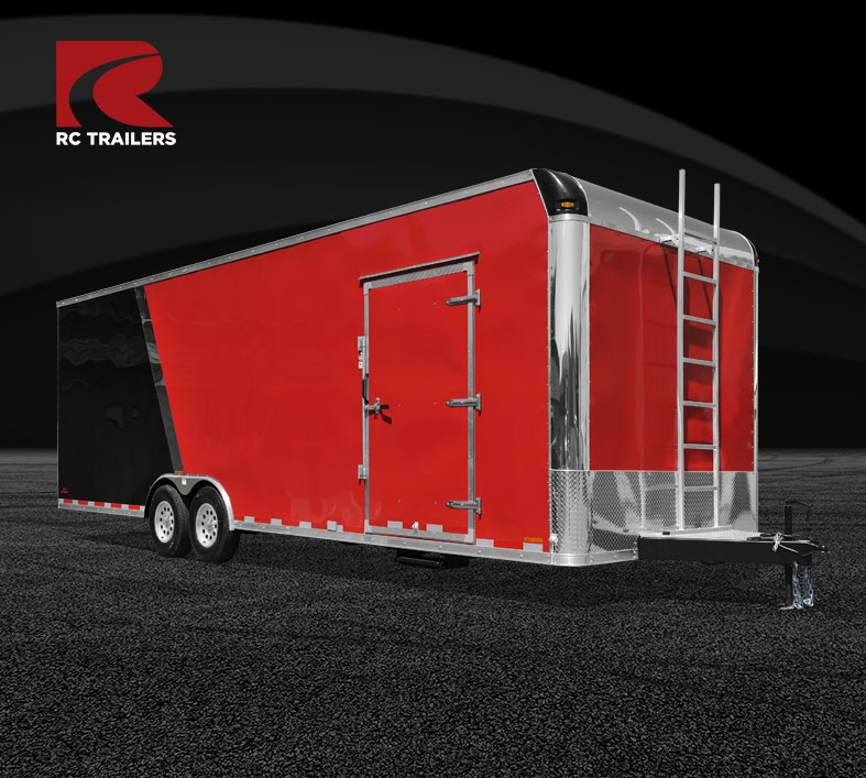 Race Trailer RRT Steel